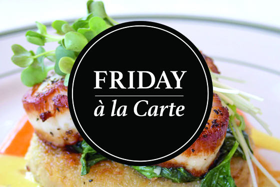 Friday à la Carte